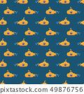 黃色 黃 潛水艇 49876756