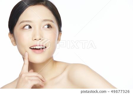여성 미용 49877326