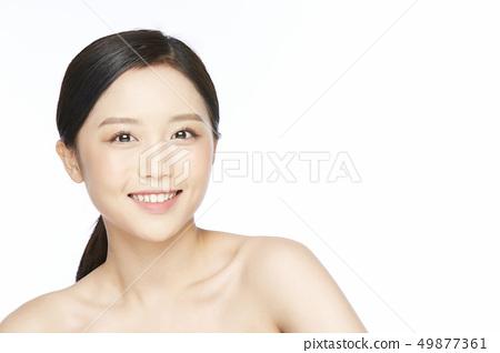 여성 미용 49877361