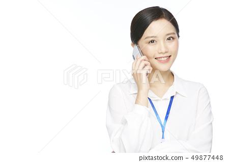 여성 비즈니스 우먼 49877448