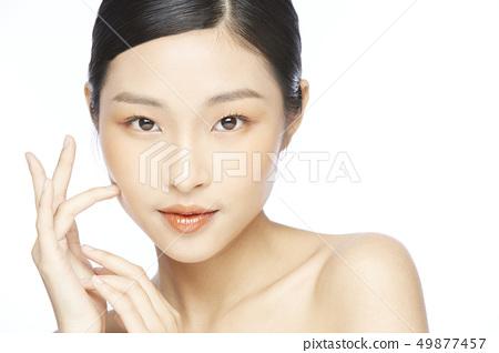 여성 미용 49877457