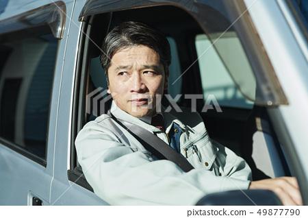 商務輕卡車駕駛 49877790
