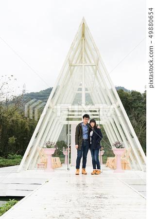 阿蘇曼寧教堂。立即與一名日本男子結婚。極度浪漫的西方婚姻。 49880654