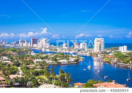 Ft. Lauderdale, Florida, USA 49880954