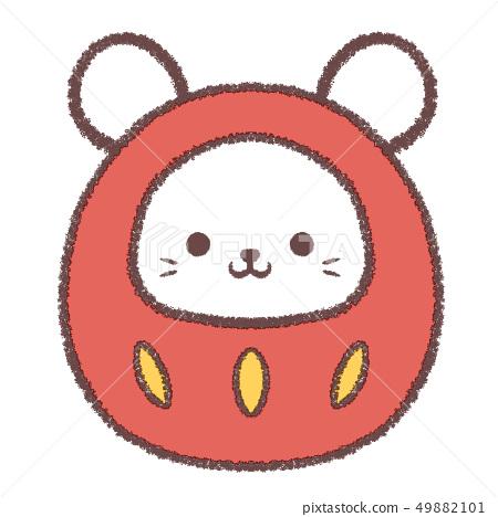 달마 쥐 단체 49882101