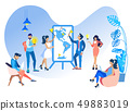 Vector Illustration Efficiency and Productivity. 49883019