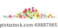 꽃과 딸기 49887965