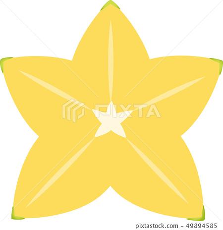 스타 과일 49894585