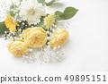 父親節的黃玫瑰 49895151
