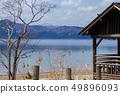塔澤湖四月 49896093