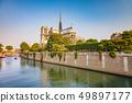Notre Dame de Paris, France 49897177