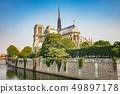Notre Dame de Paris, France 49897178
