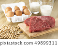 Foods rich in protein 49899311