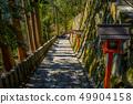 主要的神社樱花盛开的Kurama-ji寺 49904158