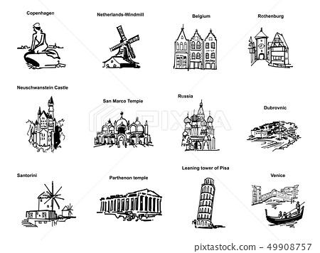 歐洲旅遊景點 -  Pict 49908757