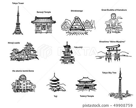 日本旅遊景點 -  Pict 49908759