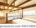 애완 동물 동거 형 디자이너 주택의 세련된 침실 49915866