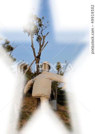 A scarecrow 49919382