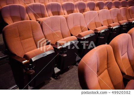 영화관 · 극장의 객석 (사람 없음) 49920382