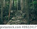 Kumano Kodo Matsumoto Pass 49922417