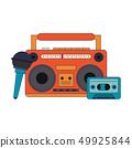 音乐 麦克风 话筒 49925844