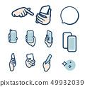 calm type smartphone 49932039