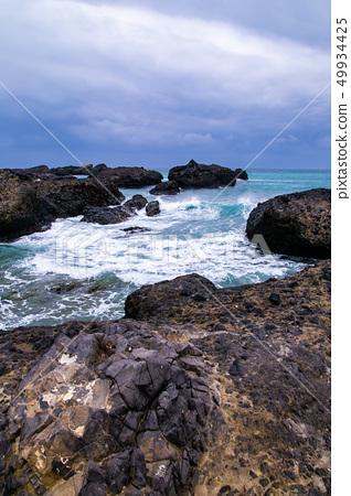 臺灣台東成功鎮三仙台風景區Asia Taiwan Taitung Coast 49934425