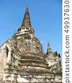 曼谷玉佛寺[泰國/大城府] 49937630