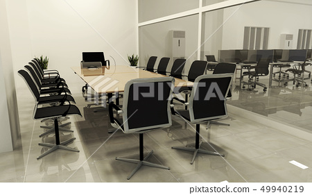 Office business - beautiful big room office 49940219