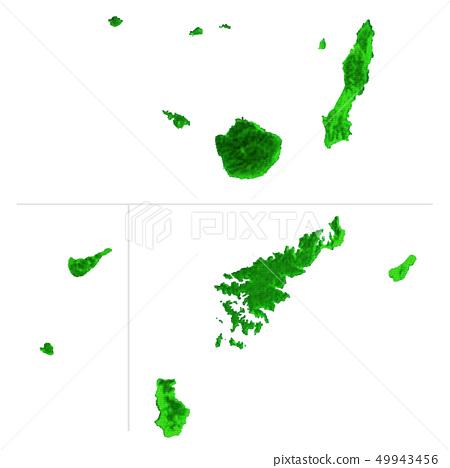 鹿兒島縣地圖2 49943456