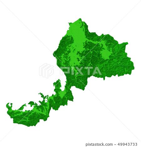 福井县地图 49943733