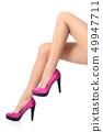 shoes, heels, legs 49947711