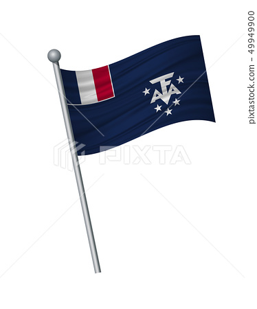 waving of flag on flagpole, Official colors and 49949900