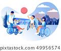 Rehabilitation and Adaptation for Children Cartoon 49956574