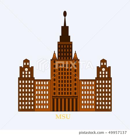 MSU. Moscow University 49957137