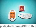 비행기, 여행, 슈트케이스 49966363
