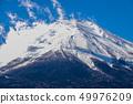 Fuji in winter 49976209