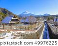 [Yamanashi Prefecture] Saiko healing village Neneba and Mt. Fuji 49976225