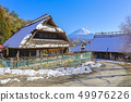 【Yamanashi Prefecture】 West Lake Iza no Satoneba and Mt. Fuji 49976226