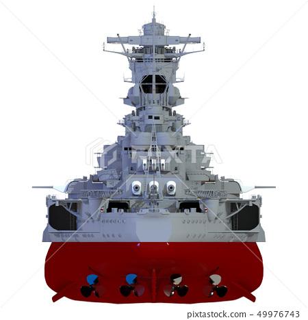 超級經典戰艦大和號 49976743