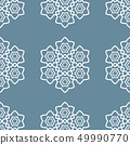 Seamless islamic background 49990770