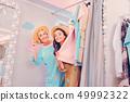woman, female, shopping 49992322