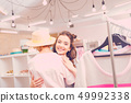 woman, shopping, mother 49992338
