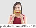 Bad breath or Halitosis 49995739