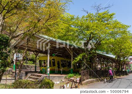 카오산 케이블카 아오바 호 清滝 역 50006794