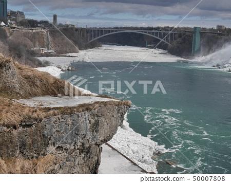 The world's three major falls Niagara 50007808