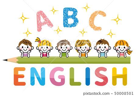 """兒童教育""""英語"""" 50008501"""