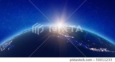 South-east Asia sunrise 50011233