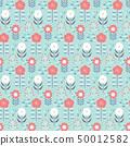 식물 패턴 50012582