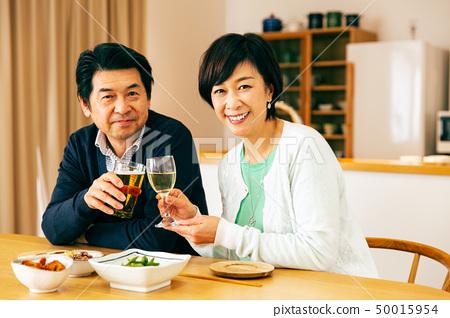 夫婦晚餐酒酒多士 50015954